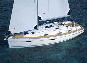 Rent a sailboat in Port of Can Pastilla - Bavaria Cruiser 36 (3Cab)