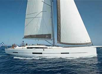 Rent a sailboat in Porto Palermo - Dufour 560 Grand Large (5Cab)