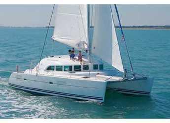 Louer catamaran à Porto Palermo - Lagoon 380 S2 (4Cab)