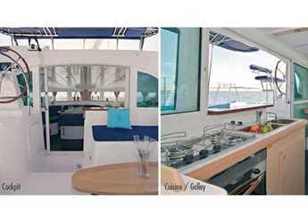 Alquilar catamarán Lagoon 380 S2 (4Cab) en Palermo, Palermo