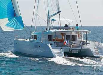 Alquilar catamarán en Marina di Portorosa - Lagoon 450 (4Cab)