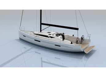 Rent a sailboat More 40 in Trapani, Italy (Sicily)