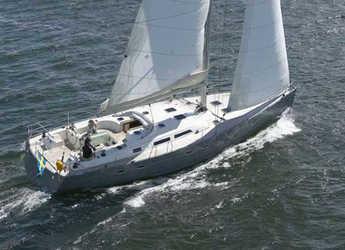 Chartern Sie segelboot in Bodrum Marina - Hanse 540e (4Cab)