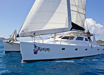 Rent a catamaran in Sopers Hole Marina - Voyage 520