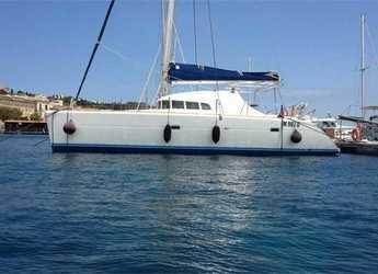 Chartern Sie katamaran in Marina di Portorosa - Lagoon 410 (4Cab)