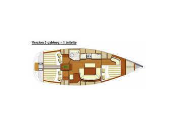 Alquilar velero Dufour 385 (3Cab) en Sicily / Portorosa, Italy (Sicily)