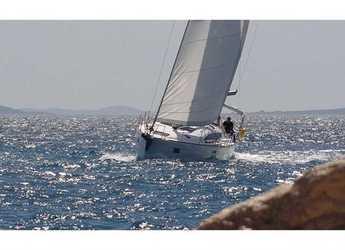 Rent a sailboat in Split (ACI Marina) - Elan Impression 45 (4Cab)
