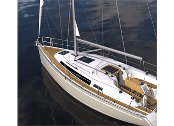 Rent a sailboat in Split (ACI Marina) - Bavaria Cruiser 34 (3cab)