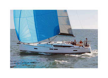 Rent a sailboat in Salerno - Sun Odyssey 469 (4Cab)