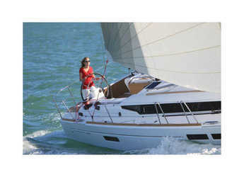 Rent a sailboat Sun Odyssey 469 (4Cab) in Salerno, Italy
