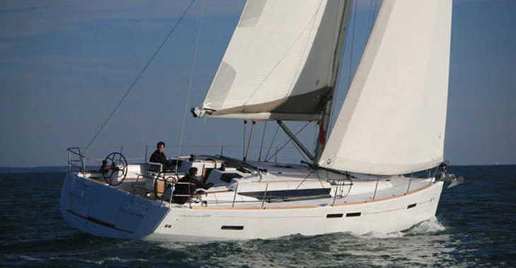 Chartern Sie segelboot in Salerno - Sun Odyssey 439 (4Cab)