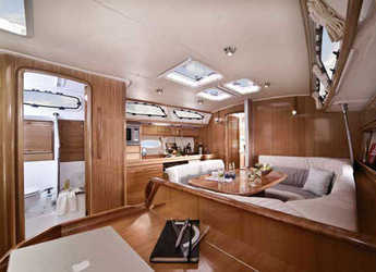 Rent a sailboat Bavaria 40 Cruiser (3Cab) in Salerno, Italy