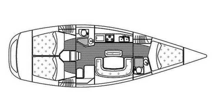 Chartern Sie segelboot in Salerno - Grand Soleil 40 (3Cab)