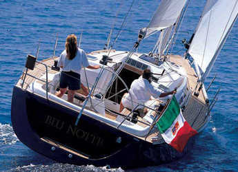 Rent a sailboat in Salerno - Grand Soleil 40 (3Cab)