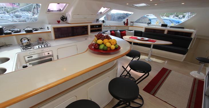 Alquilar catamarán Voyage 580 en Sopers Hole Marina, Tortola
