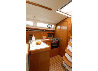 Rent a sailboat Sun Odyssey 36i (3Cab) in Salerno, Italy