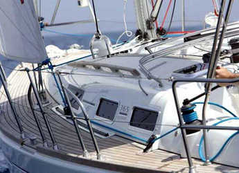 Rent a sailboat Dufour 365 (3Cab) in Salerno, Italy