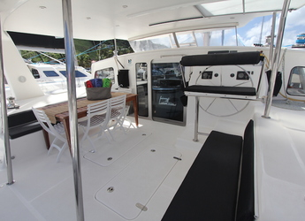 Alquilar catamarán Voyage 520 en Sopers Hole Marina, Tortola
