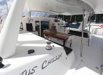 Alquilar catamarán Voyage 520 en Sopers Hole Marina, Tortola West End
