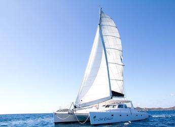 Alquilar catamarán en Sopers Hole Marina - Voyage 520