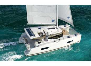 Rent a catamaran in Pula (ACI Marina) - Lucia 40 (3Cab)