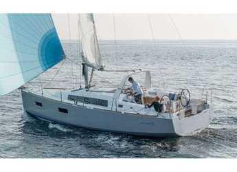 Rent a sailboat in Pula (ACI Marina) - Oceanis 38 (3Cab)