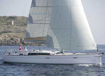Rent a sailboat in Marina Frapa - Dufour 485 Grand Large (3Cab)