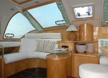 Alquilar catamarán Privilège 495 (3Cab) en Marina Portocolom, Portocolom