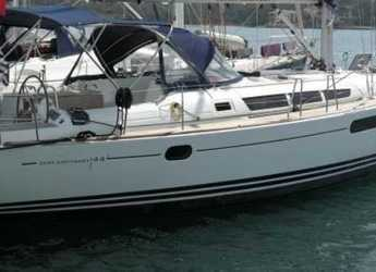 Rent a sailboat in Portocolom - Sun Odyssey 44i (4Cab)