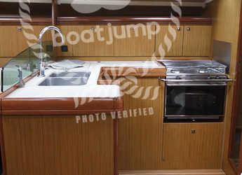 Alquilar velero Sun Odyssey 42i (3Cab) en Marina Portocolom, Portocolom