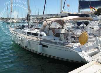 Rent a sailboat in Portocolom - Sun Odyssey 42i (3Cab)