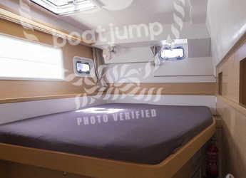 Chartern Sie katamaran Lagoon 400 (4Cab) in Portocolom, Portocolom