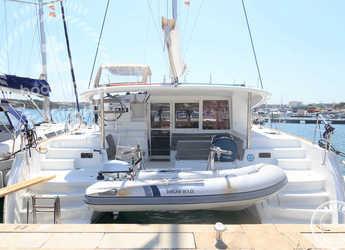 Louer catamaran à Portocolom - Lagoon 400 (4Cab)