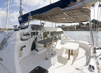 Alquilar catamarán Lagoon 380 S2 (4Cab) en Marina Portocolom, Portocolom