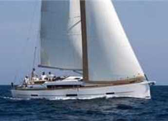 Rent a sailboat in Marina Frapa - Dufour 460 Grand Large (4Cab)