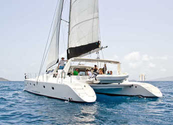 Alquilar catamarán en Sopers Hole Marina - Voyage 500