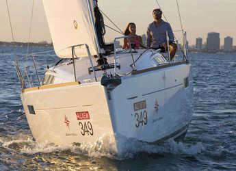 Rent a sailboat in Pula (ACI Marina) - Sun Odyssey 349 (2Cab)