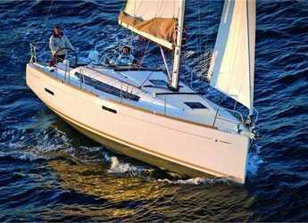 Rent a sailboat in Pula (ACI Marina) - Sun Odyssey 389 (3Cab)