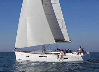 Rent a sailboat in Marina Frapa - Sun Odyssey 479 (4Cab)