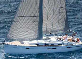 Rent a sailboat in Lefkas Nidri - Bavaria Cruiser 45 (4Cab)