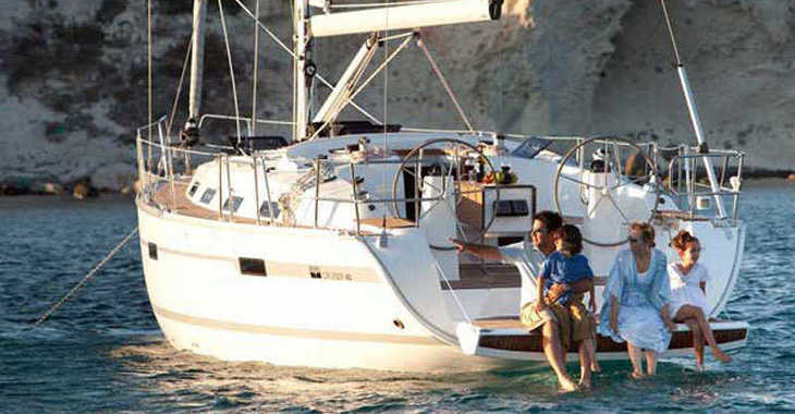 Rent a sailboat in Lefkas Nidri - Bavaria Cruiser 40 (3Cab)