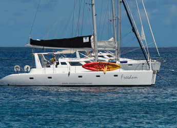 Alquilar catamarán Voyage 500 en Sopers Hole Marina, Tortola West End