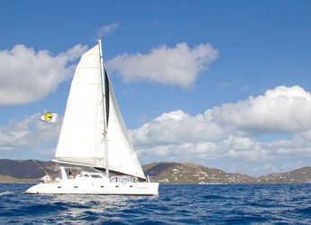 Chartern Sie katamaran in Sopers Hole Marina - Voyage 500