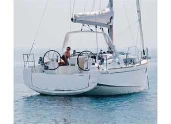 Rent a sailboat in Lefkas Nidri - Oceanis 35.1