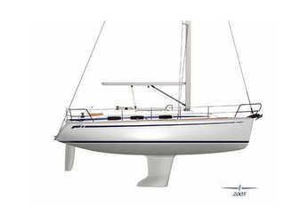 Rent a sailboat in Lefkas Nidri - Bavaria 30 Cruiser (2Cab)