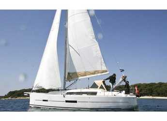 Rent a sailboat in Marina Frapa - Dufour 382 Grand Large (3Cab)