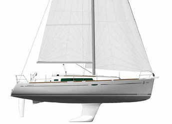 Alquilar velero Oceanis 37 (3Cab) en Alimos Marina Kalamaki, Atenas