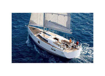 Rent a sailboat in Procida - Hanse 545e (4Cab)