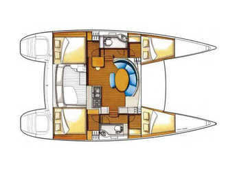 Alquilar catamarán Lagoon 380 (4Cab) en Procida, Italia