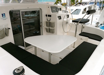 Alquilar catamarán Voyage 440 en Sopers Hole Marina, Tortola West End